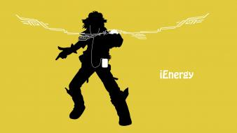 Ipod silhouette league of legends stereotype ezreal wallpaper