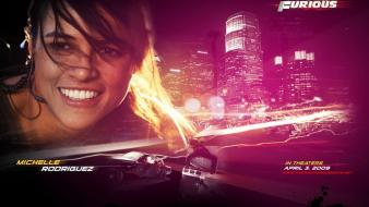 Movies michelle rodriguez film the fast and furious wallpaper