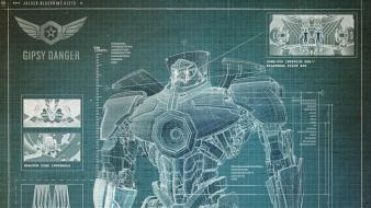 Movies robots design hollywood blueprint pacific rim wallpaper