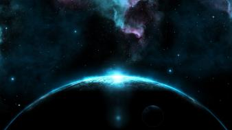 Outer space wallpaper