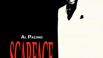 Scarface film actors al pacino Wallpaper