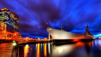 Ships boats wallpaper