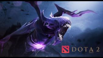 Valve corporation dota elemental creatures bane 2 wallpaper