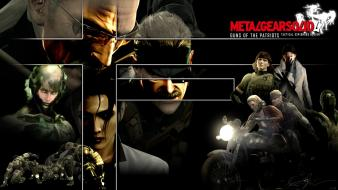 Video games metal gear solid xmb mgs4 Wallpaper