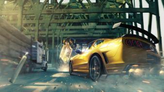 Video games need for speed most wanted Wallpaper