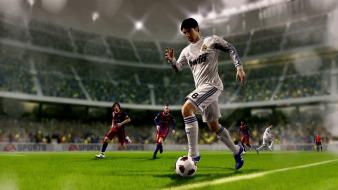 Video games real madrid wallpaper