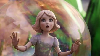 Bubbles dolls oz: the great and powerful wallpaper