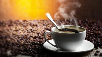 Coffee cups coffy Wallpaper