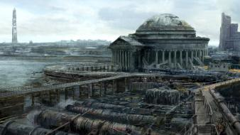 Fantasy art fallout 3 3d wallpaper