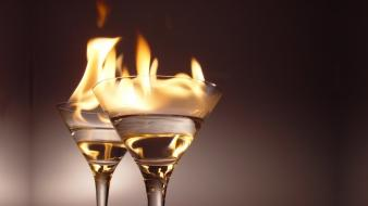 Fire wine olympics wallpaper