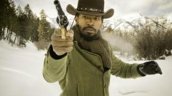 Jamie foxx django unchained Wallpaper