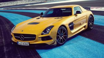 Mercedes-benz black series mercedes benz sls amg wallpaper