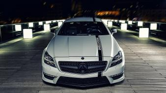 Mercedes benz cls wallpaper