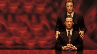 Movies keanu reeves al pacino devils advocate wallpaper