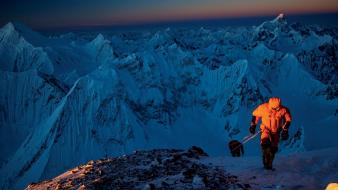National geographic gasherbrum summit wallpaper
