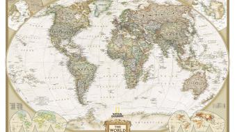 National geographic maps world map wallpaper