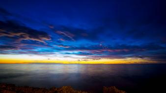 Nature coast dawn australia hdr photography sea wallpaper