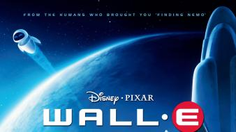 Outer space wall-e movie posters eva (wall-e) wallpaper