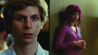 Scott pilgrim vs. the world michael cera wallpaper