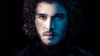 Series jon snow faces hbo kit harington wallpaper