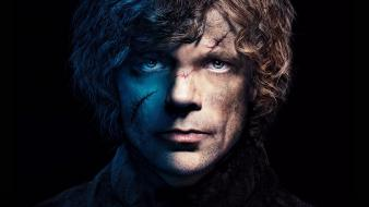 Series tyrion lannister peter dinklage faces hbo wallpaper