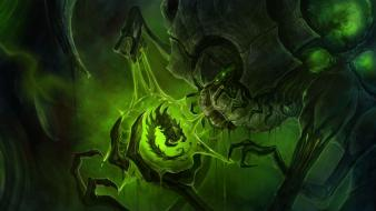 Starcraft artwork ii abathur heart of the swarm wallpaper