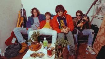 The strokes rock music indie band virgins Wallpaper