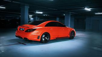 Tuning mercedes benz cls63 amg wallpaper