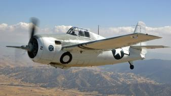 Airplanes f2a buffalo wildcat wallpaper