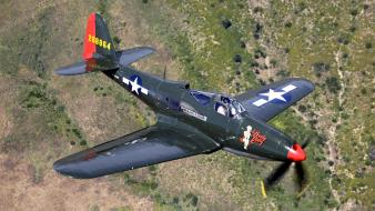 Airplanes p-39 airacobra wallpaper