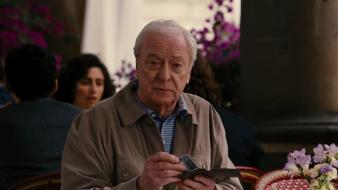 Caine alfred pennyworth the dark knight rises Wallpaper