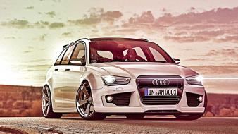 Cars audi hdr photography wallpaper