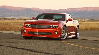 Cars chevrolet camaro ss muscle car wallpaper