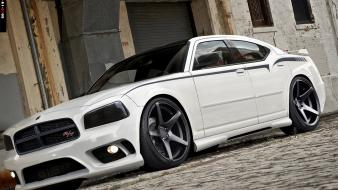 Cars dodge charger srt8 wallpaper