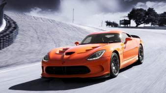 Cars dodge viper srt Wallpaper