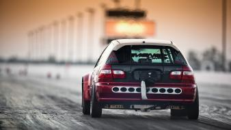 Cars honda civic races wallpaper