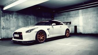 Cars nissan vehicles r35 gt-r gtr gtr35 wallpaper