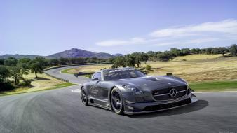 Cars sls amg gt3 Wallpaper