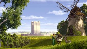 Cartoons film shrek wallpaper