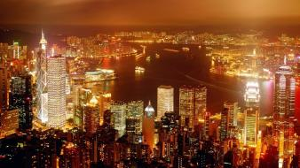 China hong kong life wallpaper