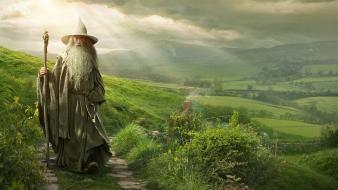 Gandalf the hobbit ian mckellen wallpaper