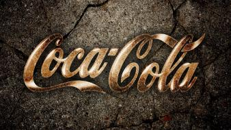 Grunge coca-cola wallpaper