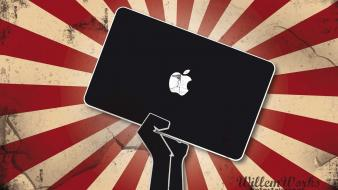 Ipad artwork apples 3 apple disign Wallpaper