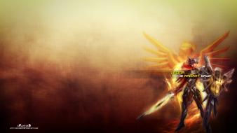 League of legends iron leona wallpaper