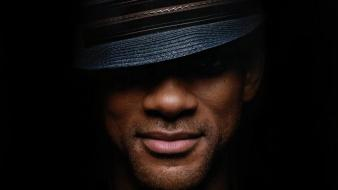 Men actors will smith hats faces background wallpaper