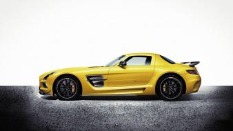 Mercedes-benz black series mercedes benz sls 2013 wallpaper