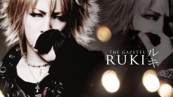 Metal the gazette j-rock ruki wallpaper