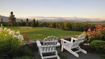 Nature chairs new hampshire Wallpaper