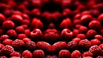 Red fruits tablet wallpaper