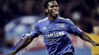 Soccer didier drogba football player wallpaper